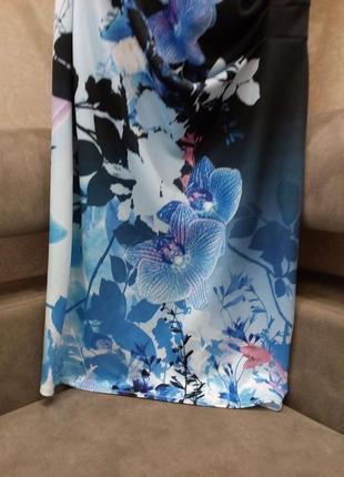 Шикарное платье бренд -lipsy8 фото