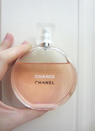 Chanel chance eau tendre лазер нюанс торг