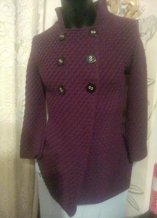 Editions вязаное пальто