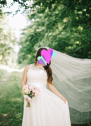 Свадебное платье. anna sposa
