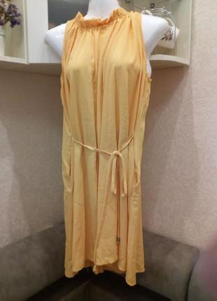 Яркое платье балахон. s платье балахон. s                распродажа