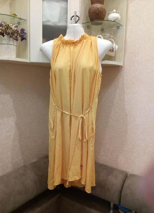 Яркое платье балахон. s платье балахон. s                распродажа6 фото