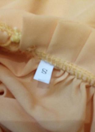 Яркое платье балахон. s платье балахон. s                распродажа5 фото