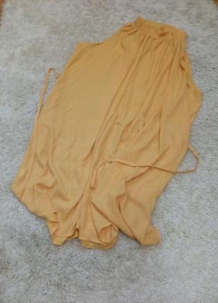 Яркое платье балахон. s платье балахон. s                распродажа7 фото