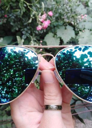 Очки детские солнцезащитные капля