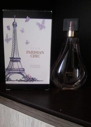 Парфумированная вода parisian chic
