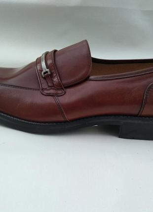 Новые кожаные туфли gallus австрия р.41 7 оригинал экстраоплнота