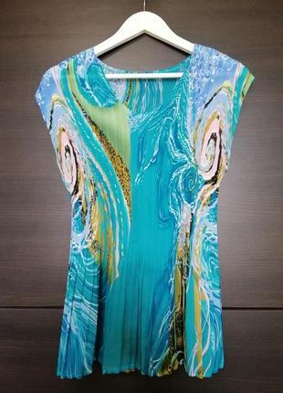 ⭐ блуза-плиссе