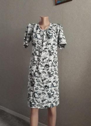 Платье летнее xl