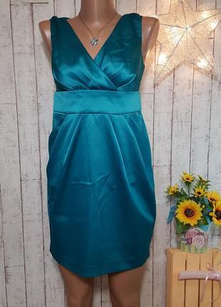 Очаровательное нарядное праздничное коктейльное вечернее платье new look р. xs - s