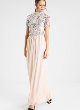Вечернее выпускное платье frock&frill 10p