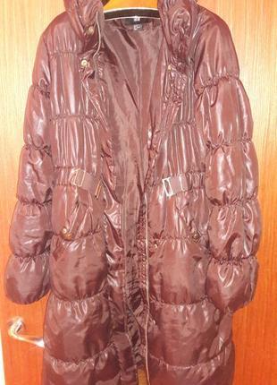 Пальто на синтепоне h&m2