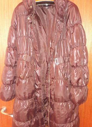 Пальто на синтепоне h&m5