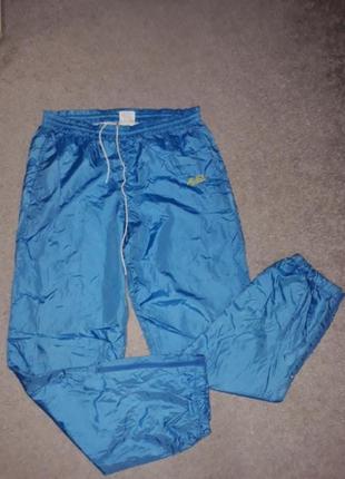 Утепленные спортивные штаны m