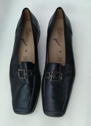 Туфли новые gabor р. 42 43 9 оригинал