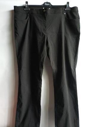 Женские брюки штаны из бенгалина  немецкого бренда  tcm tchibo, 5xl