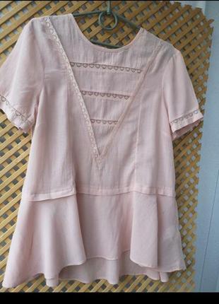🔥только сутки такая цена!!!!🔥легкая футболка, блуза limited collection2 фото
