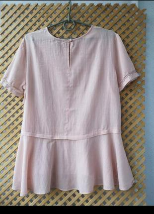 🔥только сутки такая цена!!!!🔥легкая футболка, блуза limited collection4 фото