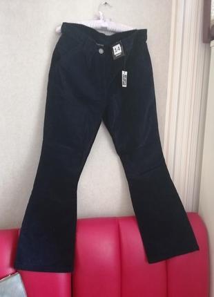 Брюки вельветовые, штаны осенние