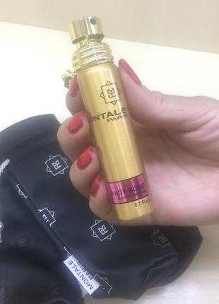 В наличии парфюмерия montale 20мл монталь