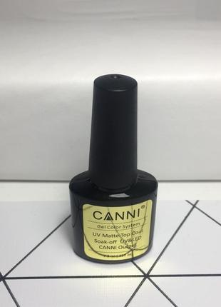 Матовый топ canni