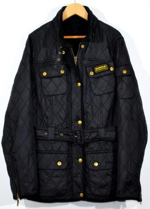 Курточка стеганая barbour international w`s polarquilt jacket