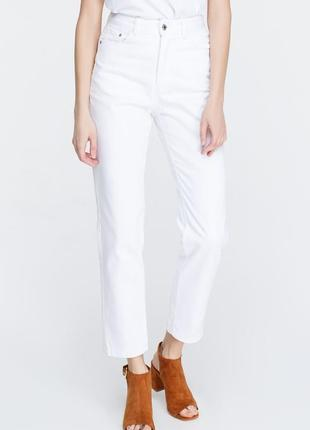 Стильные белые джинсы цена уходящего лета без торга