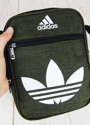Спортивная сумка-барсетка через плечо ..тканевая сумка. кс13310 фото