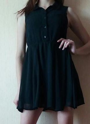Распродажа! маленькое черное платье от h&m