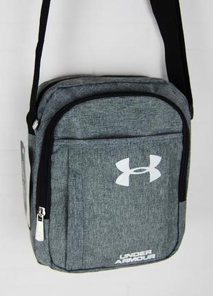 Спортивная сумка-барсетка через плечо  .тканевая сумка. кс119-2
