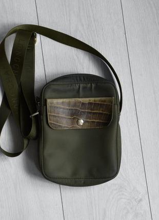 Longchamp crossbody bag сумка дорогой бренд