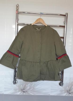 Блуза пиджак tom tailor р.l