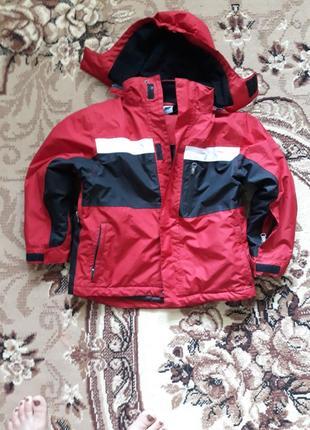 Зимняя водонепроницаемая лыжная куртка