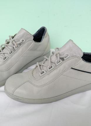 Туфли кожаные pat & patty alpha оригинал р.39 женские спортивного плана