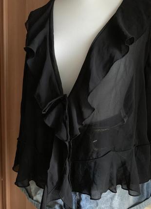 Легкий блузон