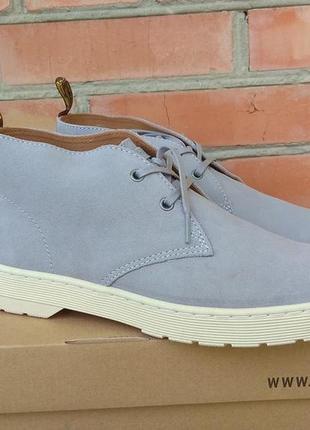 Dr.martens ботинки дезерты замшевые оригинал (42 - 27.5 см) новые
