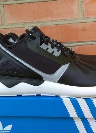 Adidas tubular runner b25525 кроссовки рефлективные оригинал (44.5, 28.5 см) новые
