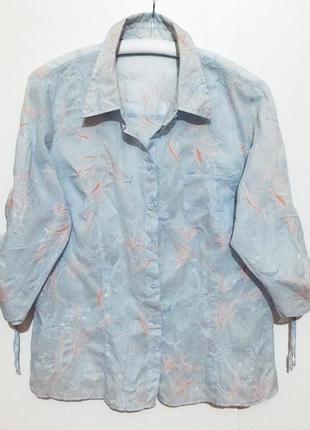 Женская брендовая рубашка блузка