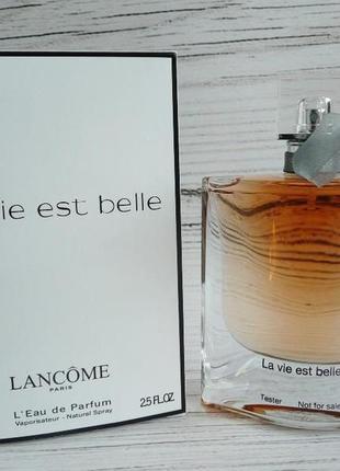Lancome la vie est belle 75 ml тестер