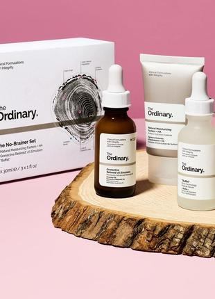 Набор the no-brainer set от the ordinary buffet