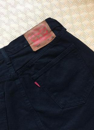 Черные джинсы на болтах 501 - р. 30/30