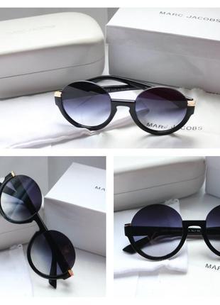 Красивые круглые очки