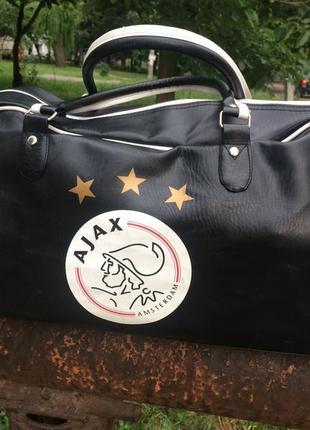 Спортивная дорожная сумка ajax amsterdam