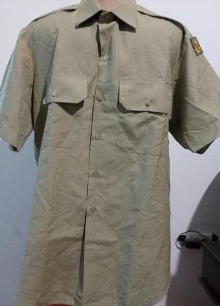 Мужская рубашка /милитари/сверяйте по размерам/the army australian