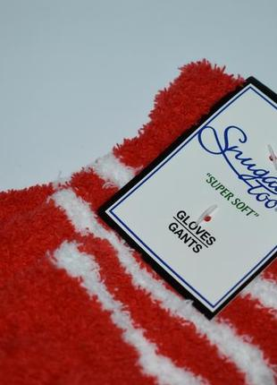 Новые пушистые перчатки greenbrieber shugadoo too super soft оригинал сша