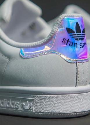 Женские кроссовки adidas stan smith3 фото