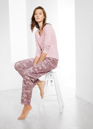 Пижамные брюки тсм tchibo германия,размер 36-38 европ, 44наш
