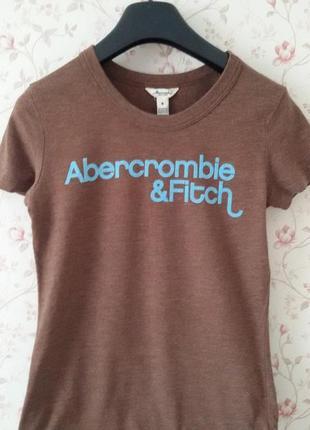 Футболка abercrombie & fitch р. s