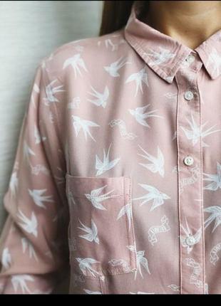 Милая рубашка tally weijl