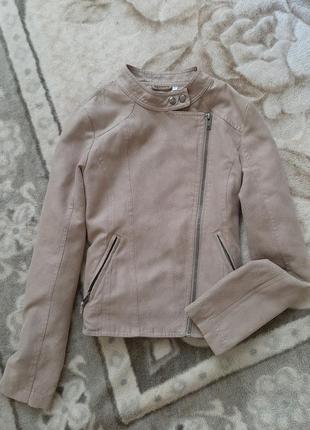 Косуха под замш, куртка, курточка